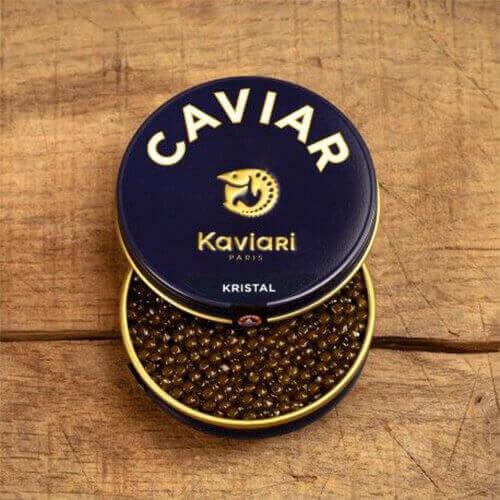 Kaviari Kristal caviar 50gr